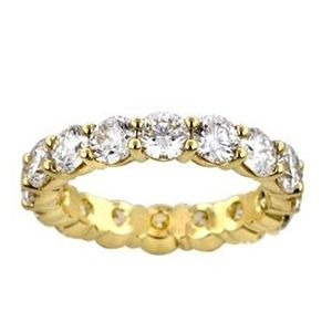 Memoire-Ring Gelbgold