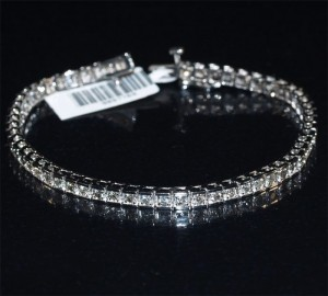 Diamantarmband - Tennisarmband