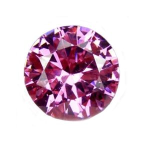 Diamantfarbe Pink Diamant